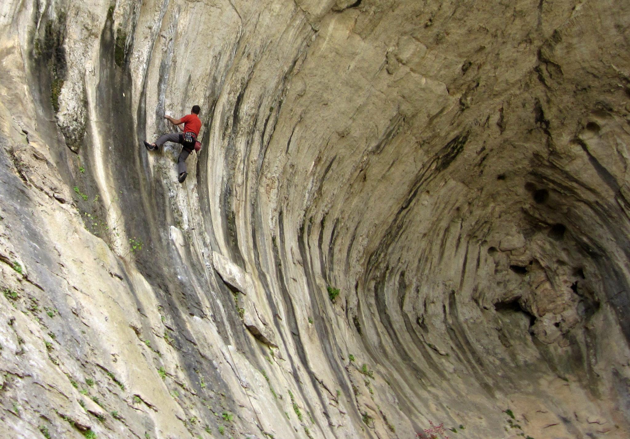 Rock Climbing Explore Bulgaria @ Veliko Tarnovo
